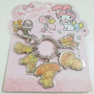 Sanrio Original My Melody & Friends Keychain