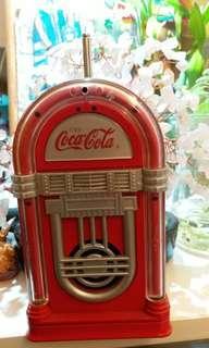 可口可樂收音機coca-cola