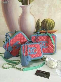 Open Po handcarry tas branded eta 2feb high quality lansung contact bisa request