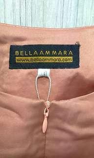 Bella amarra baju Kurung Moden