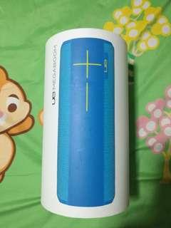 Brand new sealed ue megaboom blue Bluetooth Speaker not jbl bose marshall