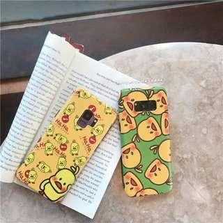 Yellow Duck Samsung Note 9 / Note 8 / S9 Plus / S8 casing