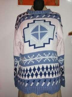 Heavy Knitted Sweater