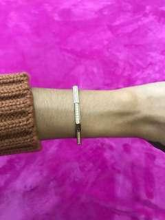 Fendi Rose Gold Bracelet