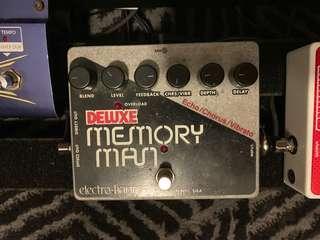 Electro-Harmonix EHX Deluxe Memory Man Pedal