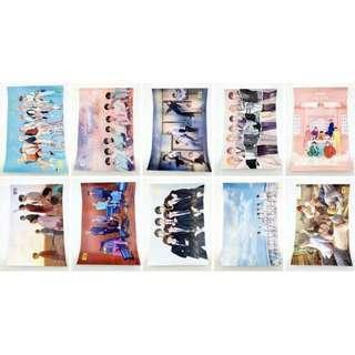 [READYSTOCK] BTS Poster (10pcs)