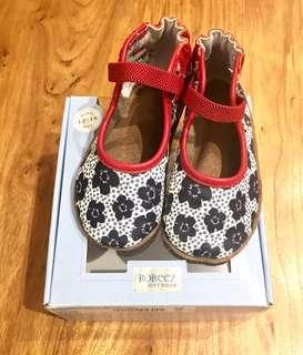 Robeez Bella Soft Shoe 軟皮學步鞋 12-18 month