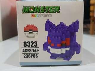 Pokemon Gengar lego #MMAR18