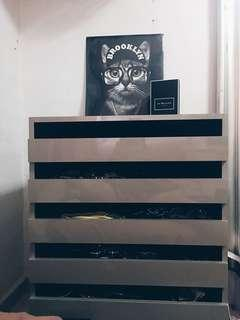 Accessories Display Drawers Customised