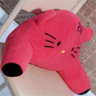 Hello Kitty Back Cushion
