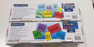 Educational word game