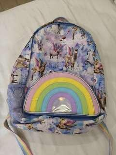 Paperchase UK Girls backpack 17x14