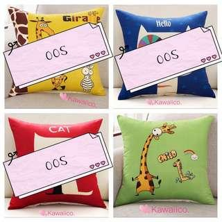 [ 💕 BUY5FREE1 ] SALE! Cushion covers Instock