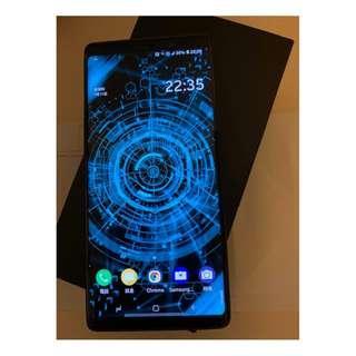 Samsung Galaxy Note9 512GB Ocean Blue (藍色)行貨 Note 9