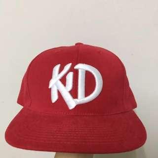 🚚 降價 KID 大Logo 棒球帽