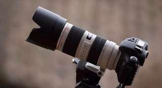 Canon 70-200 f/2.8 L IS USM II