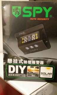 Spy tpms-x3胎內式太陽能胎壓偵測器