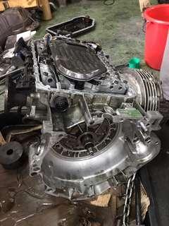 Porsche transmssion gearbox Repair
