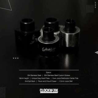 Gambit RDA by Clockwork Concepts