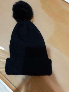 Winter wool hat