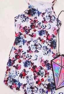 Blossom Origami Dress