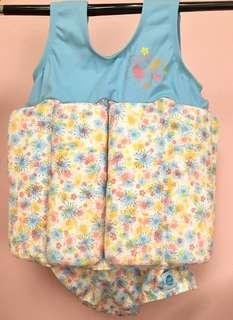 《Splash About 潑寶》全新浮力泳衣1-2歲 New ZIP Design Swim Buoyancy Float Suit for toddler