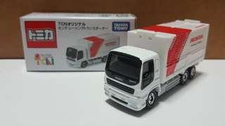 🚚 Tomica TCN Honda Racing Isuzu Giga