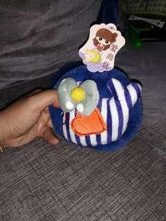 Penutup kuping bayi