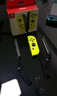 Nintendo Switch Right Joycon - Neon Yellow.