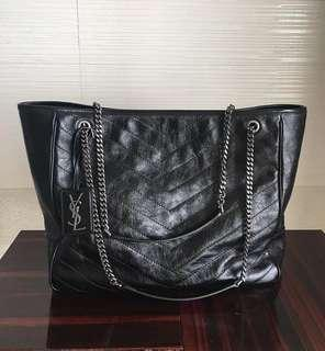 YSL Niki Shopping tote bag