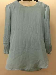Atmosphere Green Blouse (UK brand)