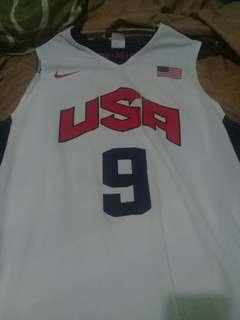 Dwayne Wade Team Usa Jersey