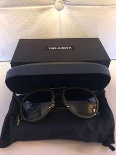 100% New D&G sunglasses