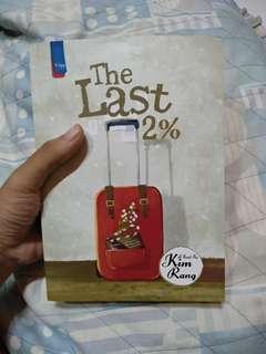 THE LAST 2% - KIM RANG