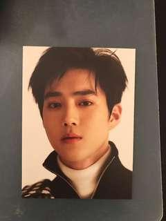 EXO Suho Postcard For Life Winter Special