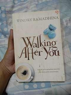 WALKING AFTER YOU - WINDRY RAMADHINA