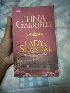 LADY OF SCANDAL - TINA GABRIELLE