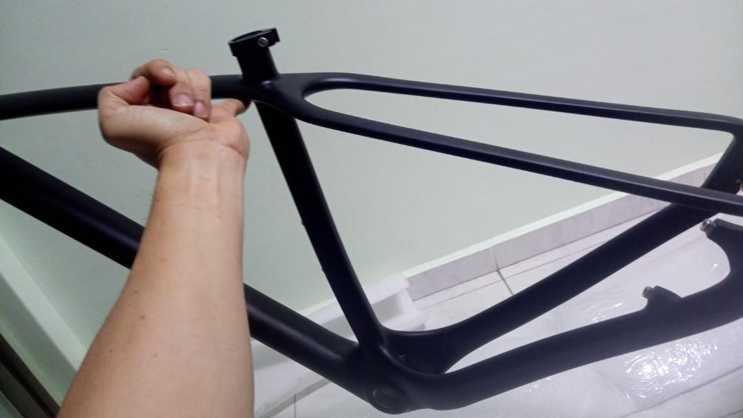 """29er Full Carbon MTB Frame 17"""""""