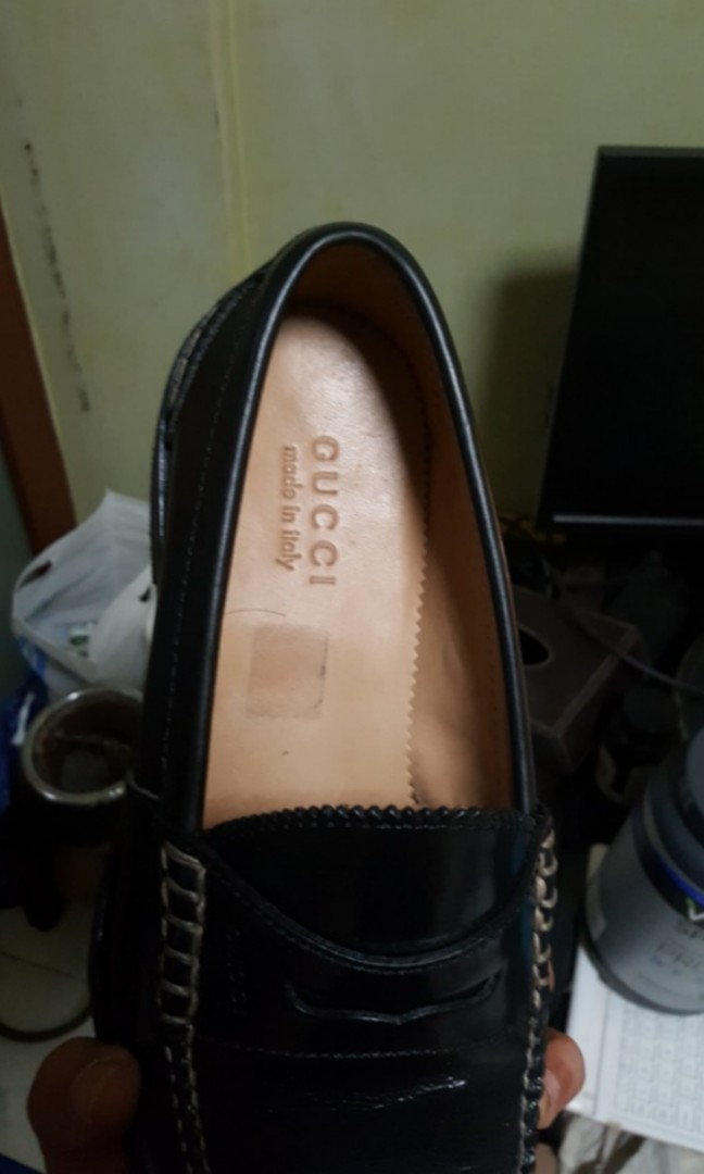 d50b0b0fb 2 x Authentic Gucci Loafers and 1x Gucci belt For Less The Half Price!!!