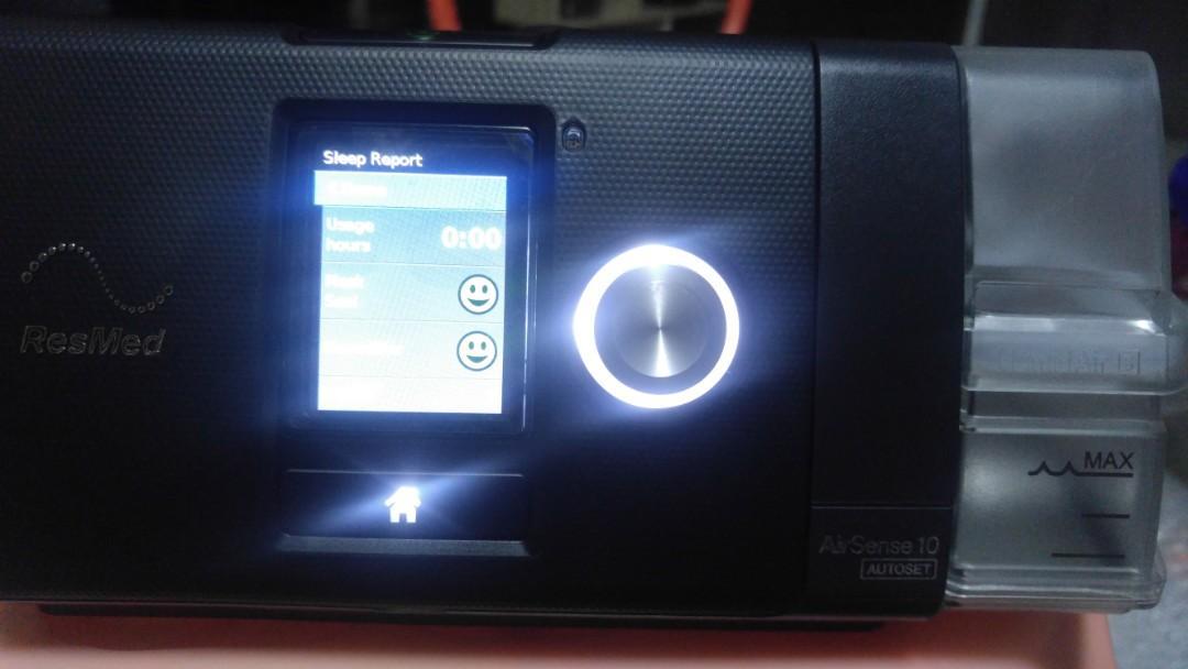 全新全自動睡眠窒息呼吸機