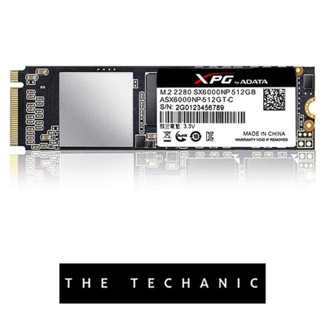 ADATA SX600 PRO 256GB NVME SSD