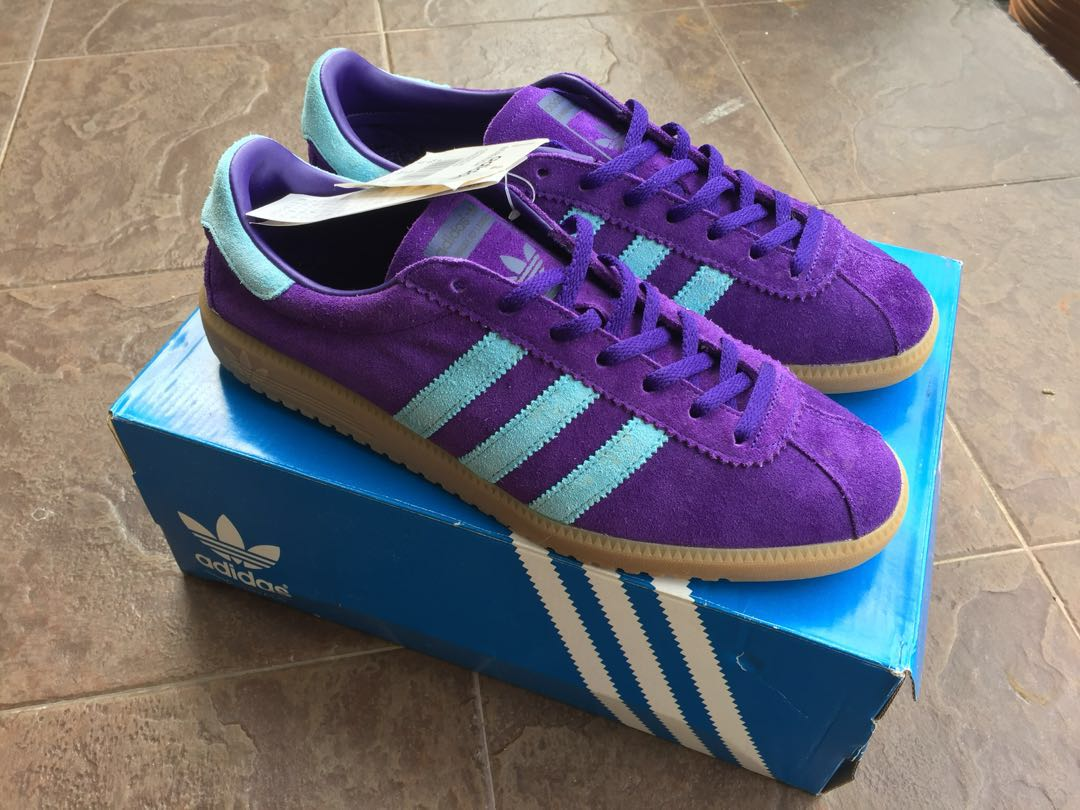 0a68ba288d462 Adidas Bermuda Size? Exclusive, Men's Fashion, Footwear, Sneakers on ...