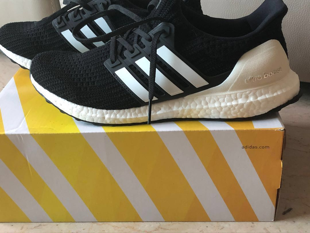 302a3bc68 Adidas Ultraboost 4.0 (Show Your Stripes)
