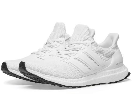 d5c973cc2841fc Adidas Ultraboost 4.0 White
