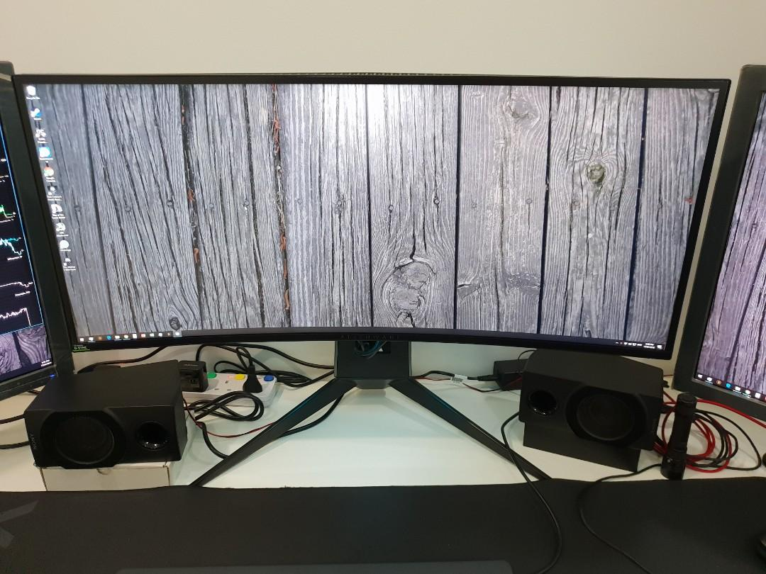 Alienware AW3418DW 34