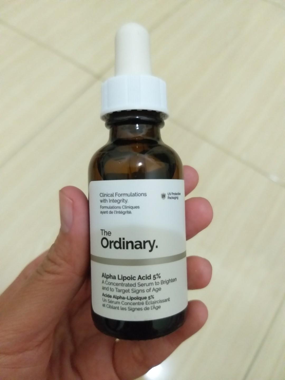 Alpha Lipoic Acid The Ordinary - share in jar 5ml