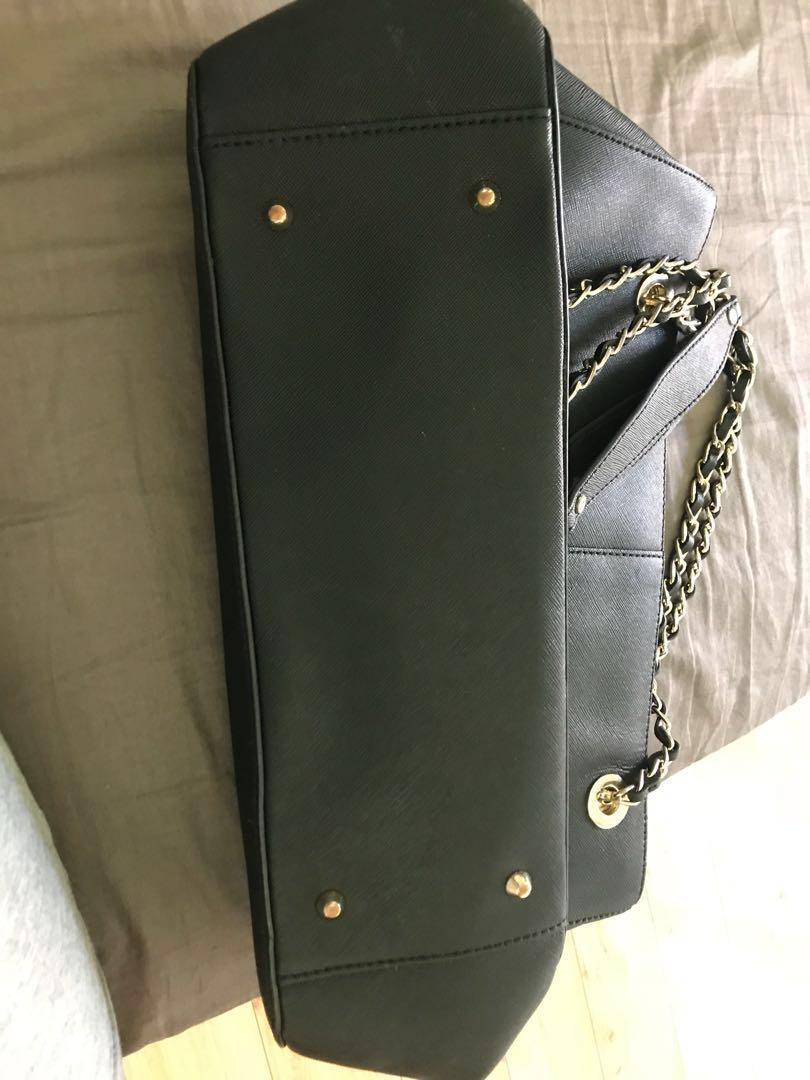 Authentic DKNY tote