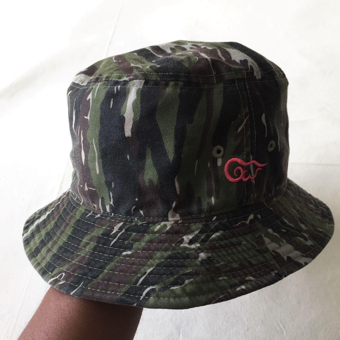 3b7b91f9dc5e0 Authentic Japan Tiger Stripe Camo Bucket Hat