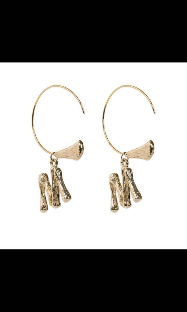 韓國訂製A-z earring