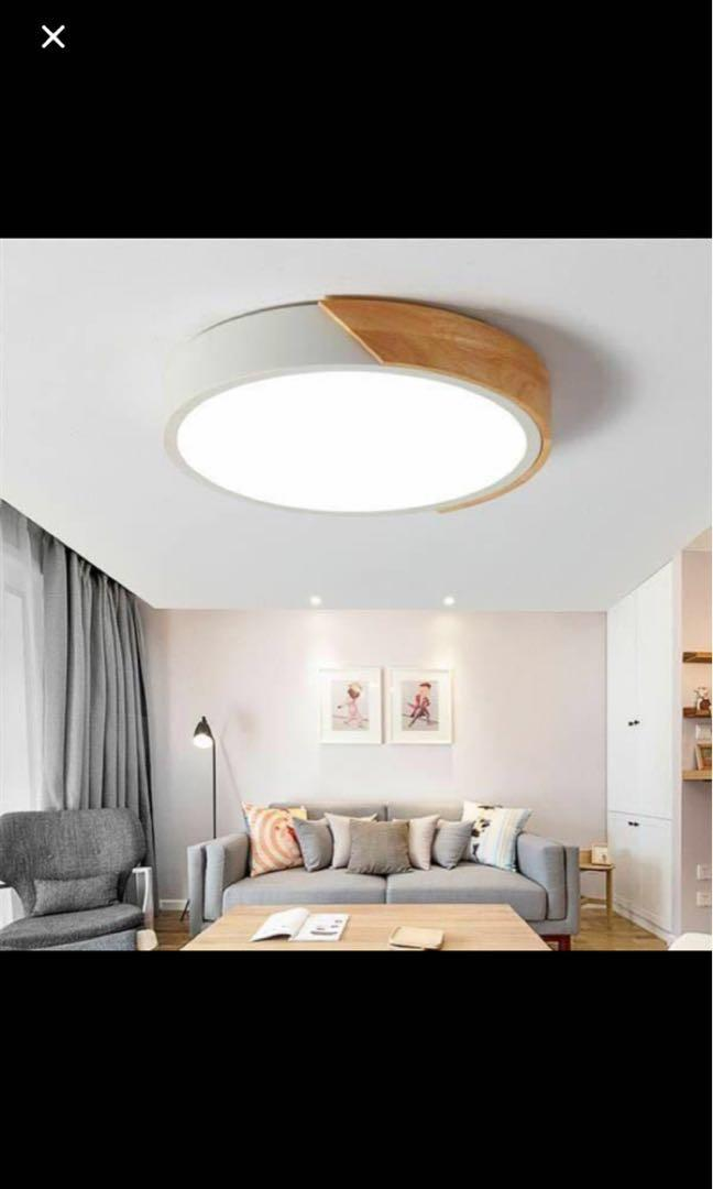 Bnib Tri Color Round Ceiling Light With Philips Led